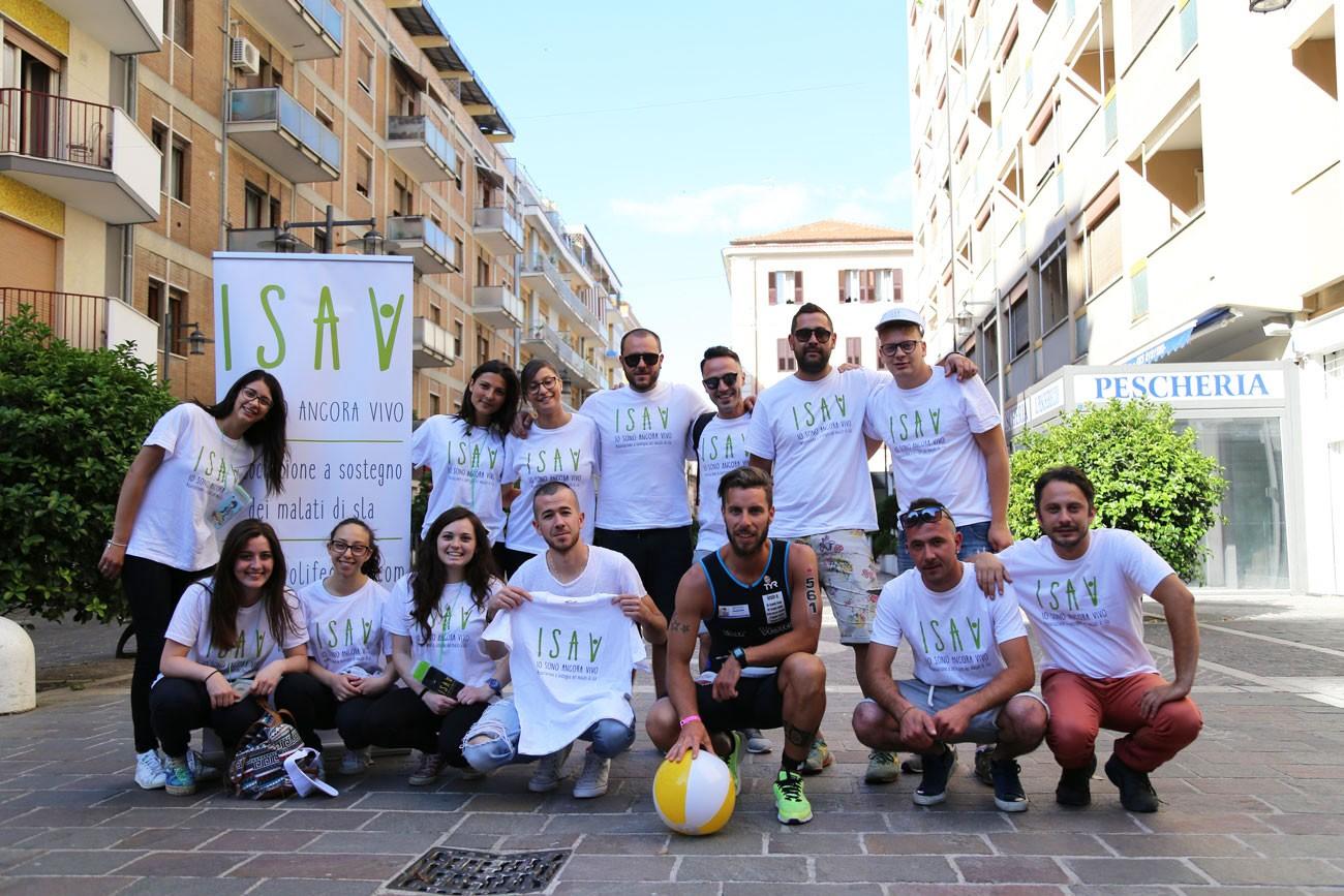 Volontari ISAV sostengono malati di SLA in Abruzzo
