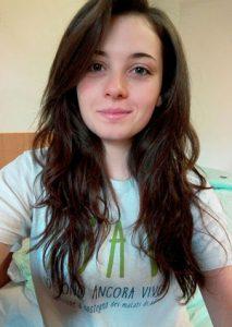 Vanessa Di Iorio volontaria ISAV