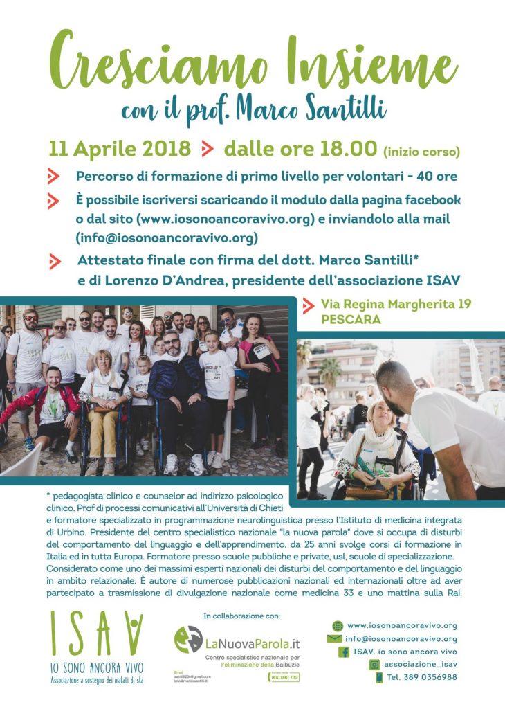 Cresciamo Insieme Pescara ISAV